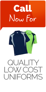 Call Now for Quality, Low-cost Uniforms!