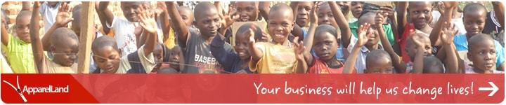 Banner for Kagoma Orphanage
